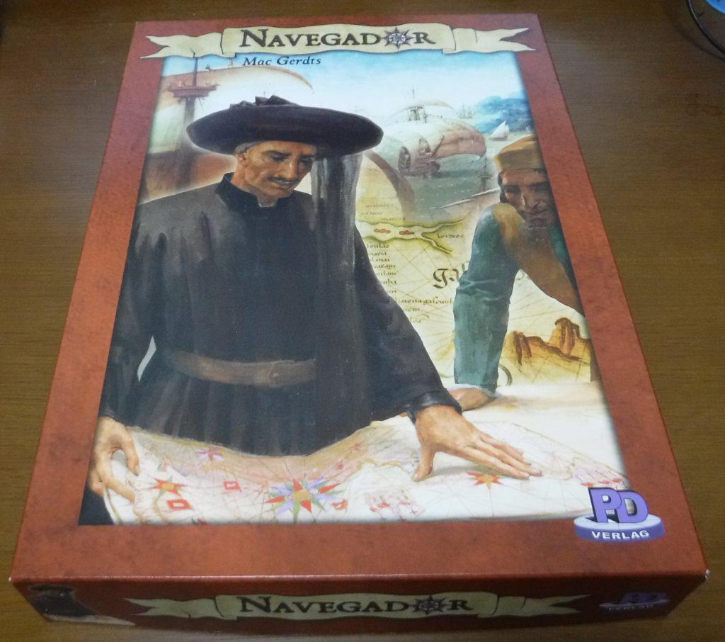 ナビゲーター(ナヴェガドール) 箱