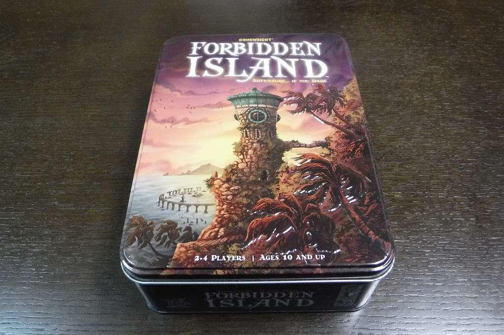 禁断の島 パッケージ