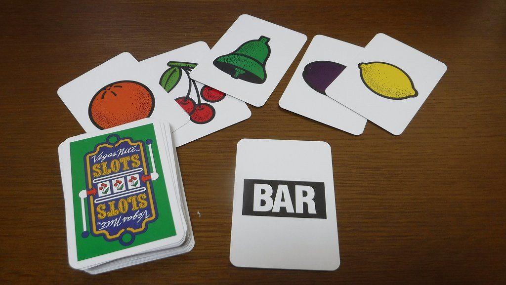 スロット カード構成