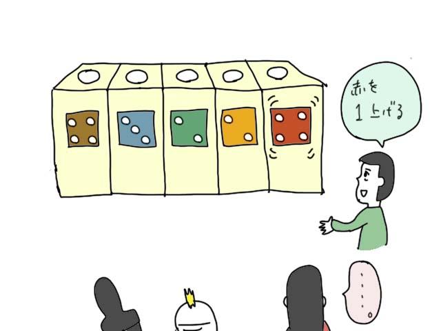 ビブリオス ボードゲーム イラスト