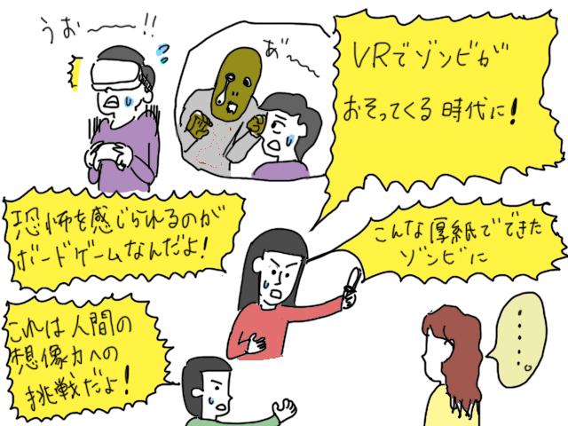 ダンジョン探索ボードゲーム「シディババ」レビュー