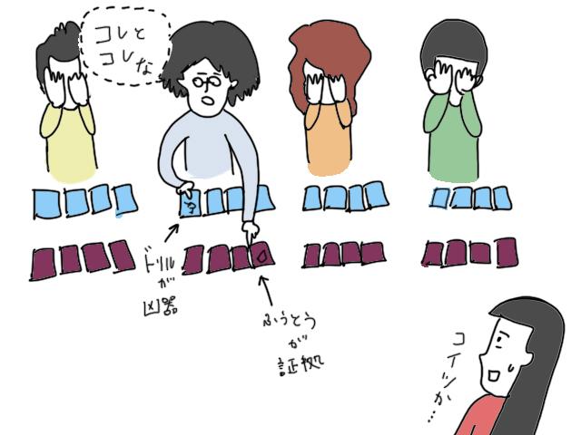 ディセプション1