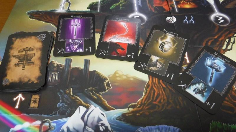 「ユグドラシル年代記(Yggdrasil Chronicles)」が発売されるって!同じ作者の旧作「ユグドラシル」をボードゲームレビュー