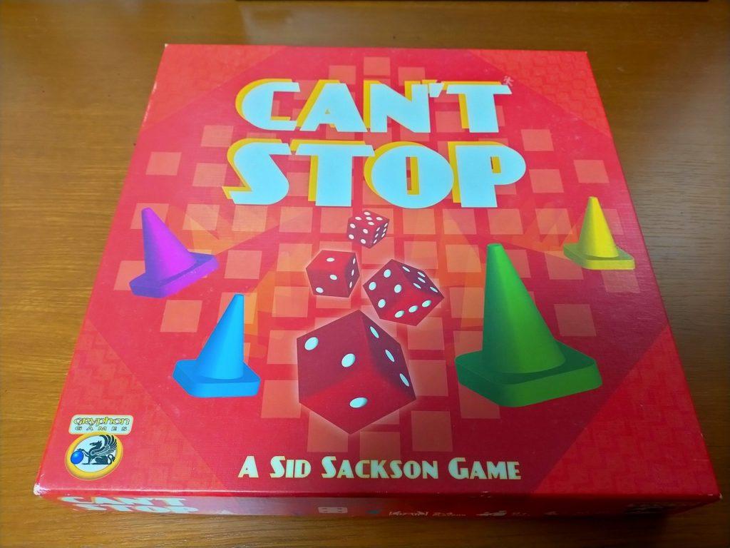「キャントストップ」ボードゲームレビュー