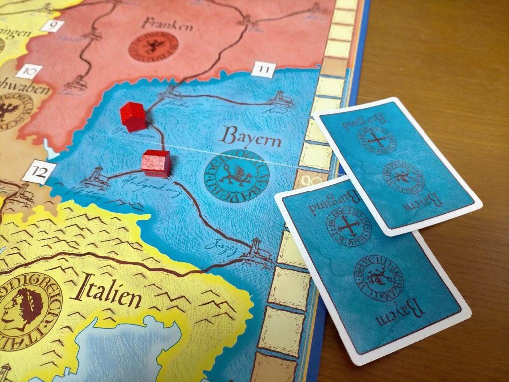 初心者と5人プレイおすすめボードゲーム「王と枢機卿」レビュー
