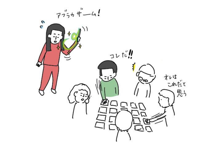 【温泉旅行に持って行ってはいけないボードゲーム】「アブラカザーム」レビュー