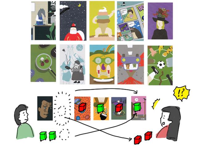 小学生にマジで勝てない絵しりとり「WOCHA(ウォッチャ)」ボードゲームレビュー