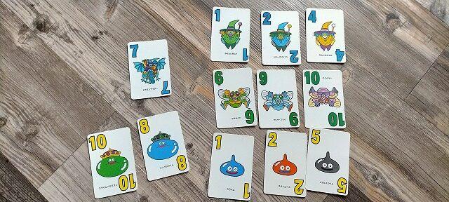 ウノみたいなボードゲーム「ドラゴンクエストカードゲーム キングレオ」レビュー